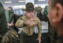 Marine Corps Drill Instructors Boot Camp Preparation